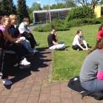 2014: Nationallehrgang Damen von Mai in Kienbaum 02