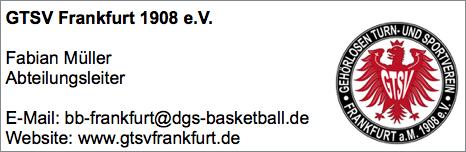 GTSV Frankfurt
